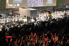 Europese finale Bocuse d'Or 2018 wordt gehouden in Turijn