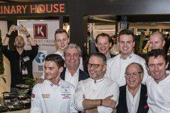 Deelname aan Holland Culinary House op vakbeurs Sirha