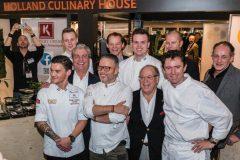 Holland Culinary House wederom aanwezig op SIRHA Lyon op 21-25 januari 2017