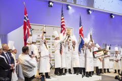 Nederland als 11e geëindigd, Team USA winnaar van Bocuse d' Or in Lyon