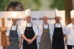 Vijf ambitieuze kandidaten in finale Bocuse d'Or Nederland